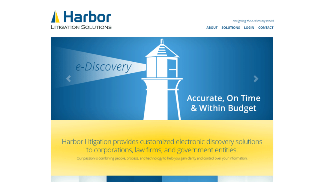 Harbor Litigation